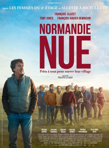 normandie,cinéma,cluzet