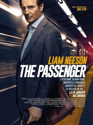 the passenger,cinéma,thriller