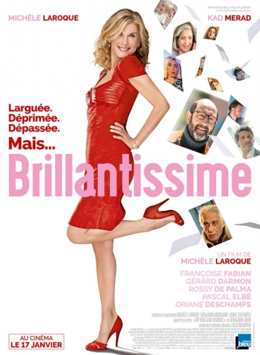 brillantissime,michele laroque,cinema