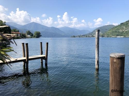 lac orta,italie