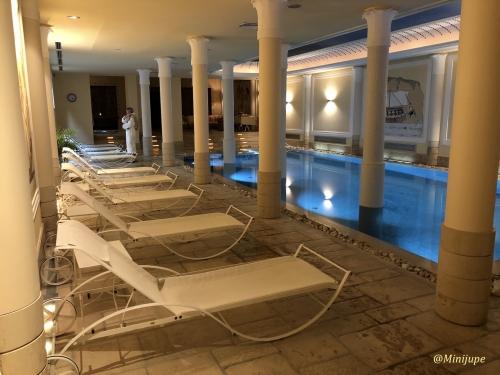 turin,hotel victoria,piscine