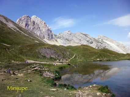 lac de peyre,col de la colombière,haute-savoie,chamois,rando,dénivelé