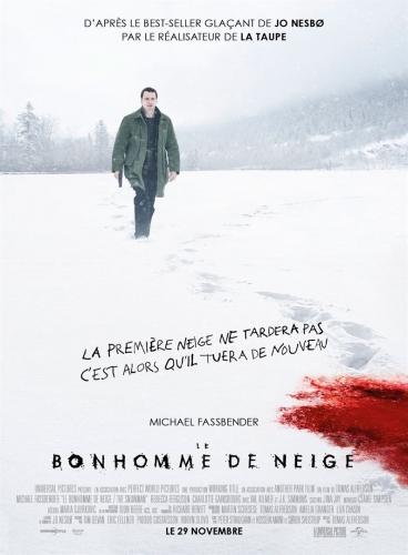 le bonhomme de neige,cinéma,thriller