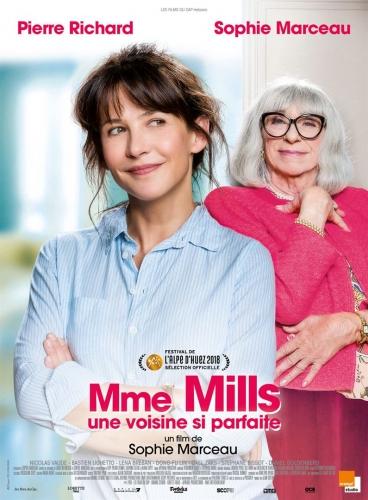 mills,sophie marceau, comédie
