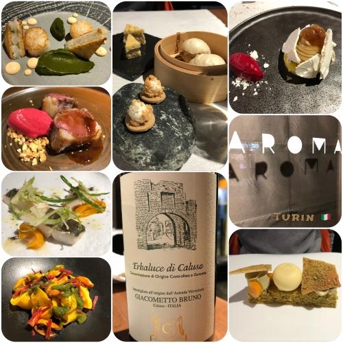 turin,amora,restaurant,italie