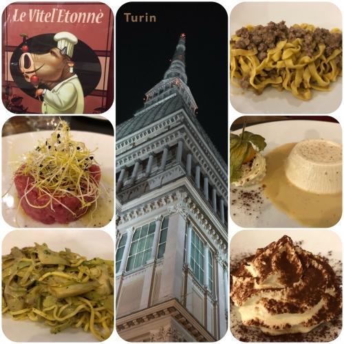 turin,vitel étonnè,restaurant,italie