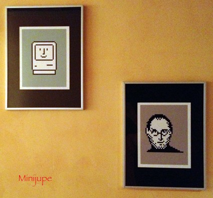 steve jobs,apple,mac,anniversaire,susan kare,imac,apple store