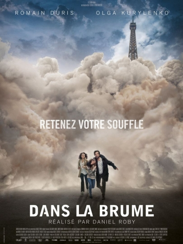 dans la brume,romain duris,film,catastrophe