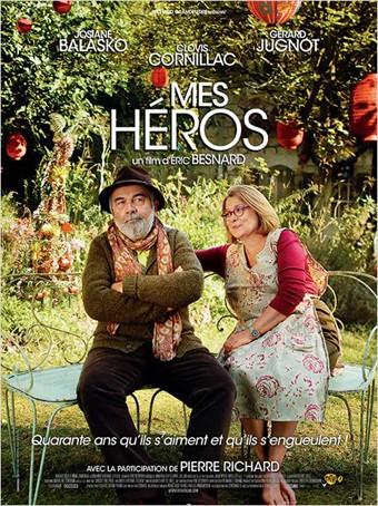 mes héros,josiane balasko,gérard jugnot,pierre richard,film,comédie,cinéma,détente